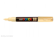 Marqueur Posca pointe conique trait extra-fin Beige