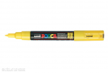 Marqueur Posca pointe conique trait extra-fin Jaune