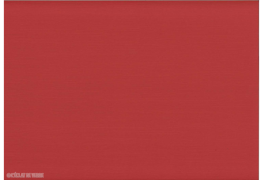Papier filigrane rouge