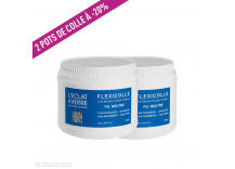 Lot de 2 pots de colle PH Neutre vinylique 500g